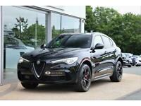 2018 Alfa Romeo Stelvio 2.9 V6 Bi-Turbo Quadrifoglio Auto Q4 AWD (s/s) 5dr SUV P