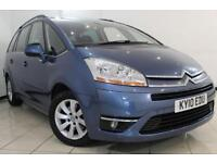 2010 10 CITROEN C4 PICASSO 2.0 GRAND EXCLUSIVE HDI EGS 5DR 134 BHP DIESEL