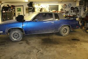 parting out 1981 oldsmobile cutlass