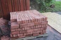 Lots de brique antique