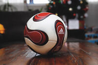 Adidas Teamgeist Extremely Rare Soccer Ball
