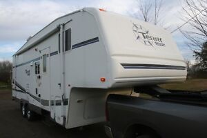 Fifth (5th) Wheel Terry Resort 2652BS Camper Trailer With Bunks