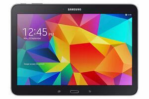 Samsung Galaxy S4 10.1 16GB Black Wifi (used) & Logitech Case