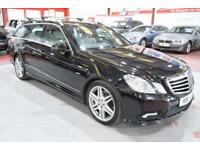 2011 11 MERCEDES-BENZ E CLASS 3.0 E350 CDI BLUEEFFICIENCY SPORT 5D AUTO 265 BHP