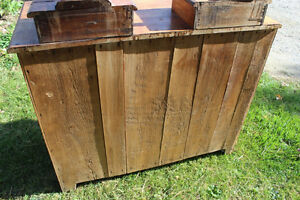 Old 3 Drawer Dresser with Mirror London Ontario image 8