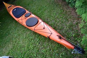 Kayak de mer, Boréal design, Epsilon P200