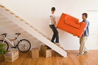 Mover available short notice
