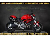 2014 14 DUCATI MONSTER M696 PLUS 696CC 0% DEPOSIT FINANCE AVAILABLE