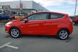2013 FORD FIESTA Ford Fiesta 1.0 EcoBoost Zetec 3dr