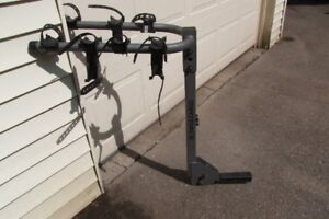 SWISS CARGO 4 BIKE TRAILER HITCH MOUNT TILTING BIKE CARRIER