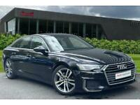 2019 Audi A6 S line 40 TDI 204 PS S tronic Auto Saloon Diesel Automatic