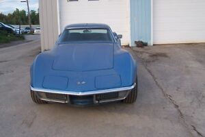 1971 Corvette barn find