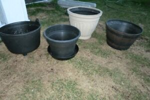 PLANT POT -50 CENTS TO $4.00 ALL FOR $20.00