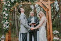 Marriage Commissioner/Wedding Officiant