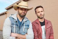 Dean Brody and Dallas Smith