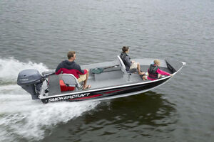 Looking to buy 14-16' fishing boat and motor package