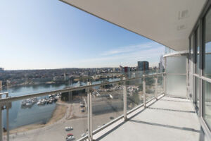 MUST SEE!  Studio Apartment with False Creek Views!