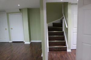 New 2 Bedroom Basement Apartment for Rent