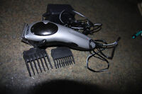 CONAR HAIR AND BEARD TRIMMER WITH ATTACHMENTS