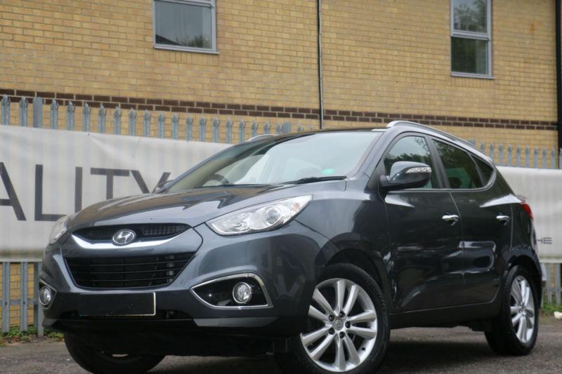 Hyundai ix35 2.0CRDi 16v ( 2WD ) Premium CHEAPEST IN COUNTRY quick sale!!!