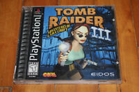 Tomb Raider 3 - Playstation 1