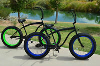 Bigfoot Fat Tire Bikes