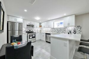 Beautiful Basement Apartment For Rent In Hamilton East