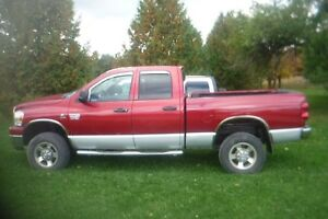 2007 Dodge Power Ram 2500 yes Pickup Truck