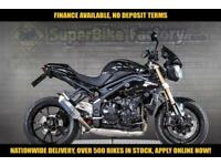 2011 11 TRIUMPH SPEED TRIPLE R 1050 ABS