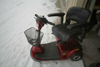 Daytona 3 GT Scooter: Excellent Condition