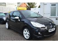 Citroen DS3 Black Edition 1.6HDi Full Service History 77,000 miles