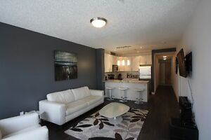 Upscale unit at the red condos