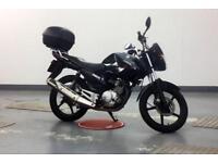 Yamaha YBR125 Naked
