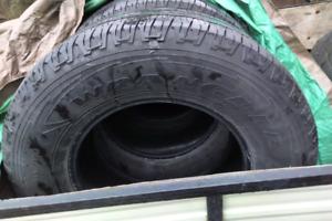 Wrangler Tires set of 4