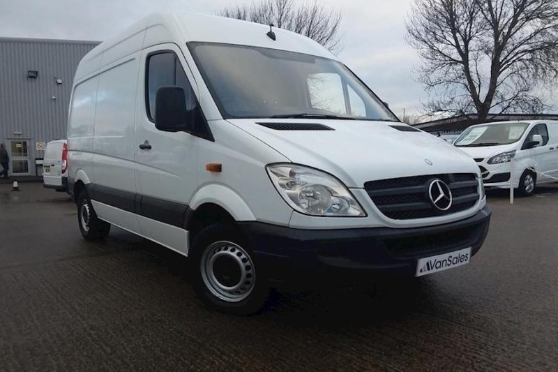 163a04e874 Mercedes Sprinter 310Cdi SWB Panel Van Diesel