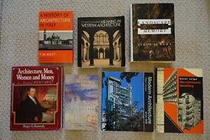 Waterloo Architecture Textbooks