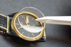 Replace your broken crystal for any watch