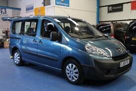 Peugeot Expert 5 Seats + wheelchair car disabled vehicle mobility car van
