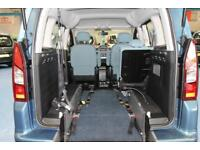 Citroen Berlingo Auto Wheelchair adapted mobility accessible vehicle Automatic