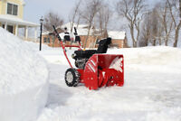 Snowblower Repair - Pick-Up & Delivery Available