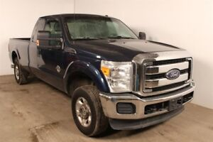 Ford Super Duty F-350 SRW 4WD SuperCab 2015
