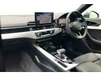 2020 Audi A4 S line 40 TFSI 190 PS S tronic Auto Saloon Petrol Automatic