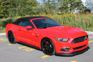 2015 Ford Mustang Cabriolet GT PREMIUM