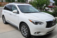 2013 Infiniti JX35 by owner