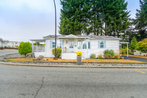 2 bed, 2 bath double wide mobile home in Sharman Park