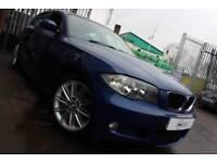 2007 07 BMW 1 SERIES 1.6 116I M SPORT 5D 114 BHP