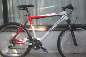 SCOTT SCALE OX 80   MOUNTAIN BIKE  $350.00 O.B.O.