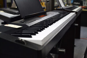 Casio & Roland Digital Pianos and Keyboards