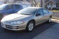 2002 Chrysler Intrepid Special Edition