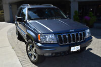 2002 Jeep Cherokee SUV - Freshly Detailed! Very well cared for!